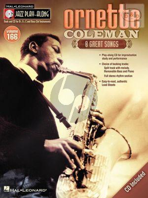 8 Great Songs (Jazz Play-Along Series Vol.166)