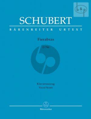 Fierabras D.796 (Opera) (Soli-Choir-Orch.) (Vocal Score)