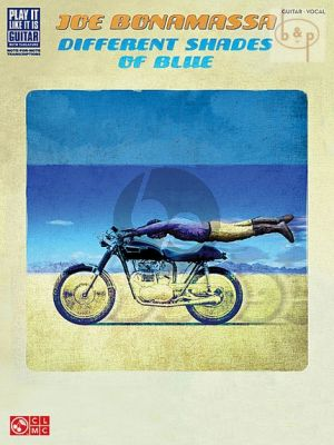 Different Shades of Blue (Guitar Recorded Versions)