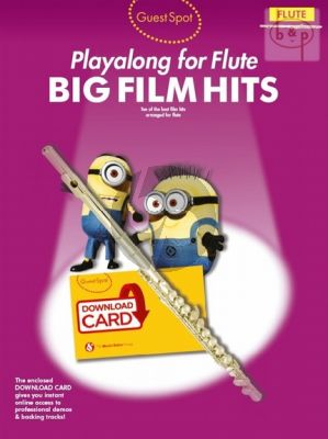 Guest Spot Big Film Hits Playalong