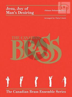 Jesu Joy of Man's Desiring (2 Trp.[Bb]-Horn[F]- Trombone-Tuba)