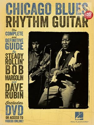 Chicago Blues Rhythm Guitar (The complete definitive Guide)