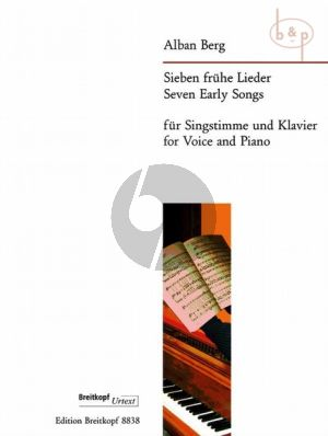 7 Fruhe Lieder (7 Early Songs)