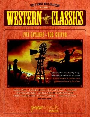 Western und Country Classics fur Gitarre