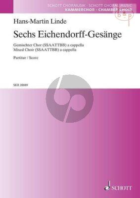 6 Eichendorff-Gesange