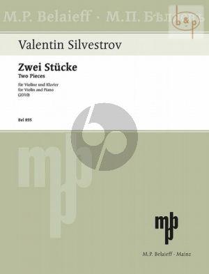 2 Pieces Violin-Piano