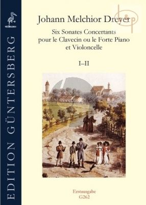 6 Sonates Concertants Vol.1 (No.1 - 2)