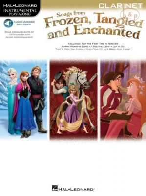 Songs from Frozen-Tangled and Enchanted Clarinet