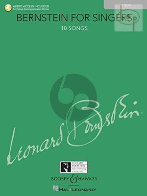 Bernstein for Singers for Tenor