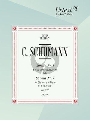 Sonate No.1 B-dur Op.112