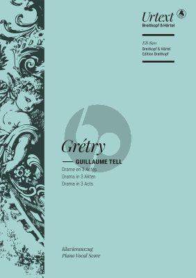 Guillaume Tell Klavierauszug