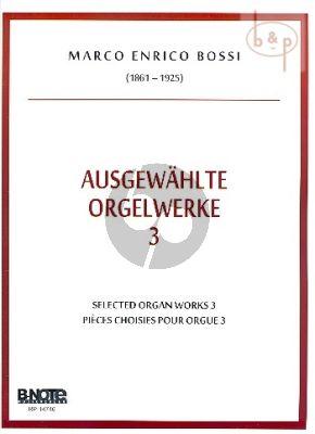 Ausgewahlte Orgelwerke Vol.3