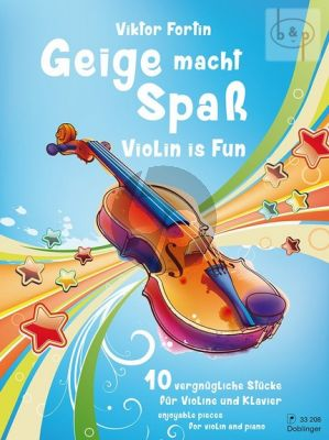 Geige macht Spass (Violin is Fun)