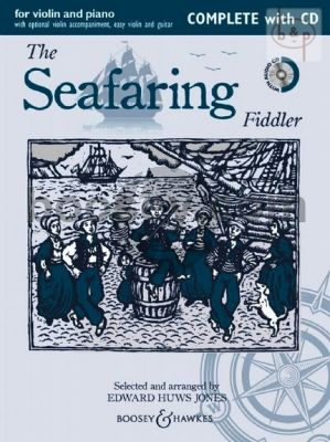The Seafaring Fiddler (Violin-Piano with Easy Violin and Guitar)