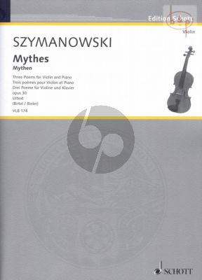 Mythes Op.30