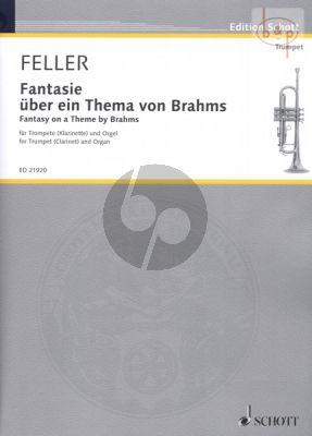 Fantasie uber ein thema von Brahms