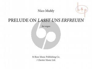 "Prelude on ""Lasst Uns Erfreuen"" for Organ"