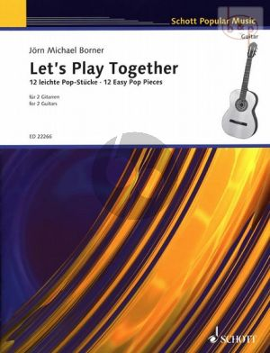 Let's Play Together (12 Easy Pop Pieces)