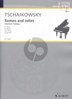 Romeo and Juliet for Piano