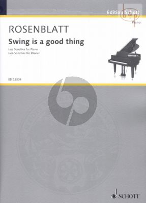 Swing is a good thing