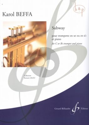Subway for Trumpet[C/Bb] and Piano
