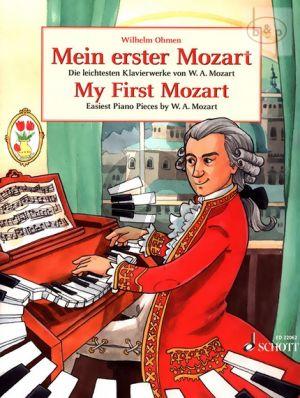 Mein erster Mozart