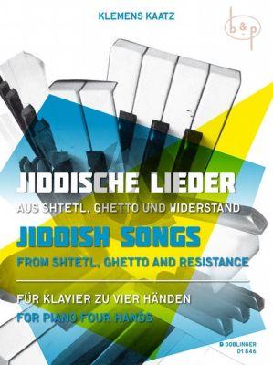 Jiddische Lieder aus Shtetl-Ghetto und Widerstand