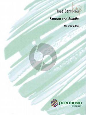 Samson and Buddha for 2 Flutes