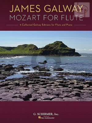 Mozert for Flute