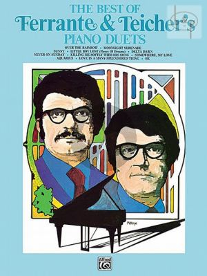 The Best of Ferrante & Teicher's Piano Duets