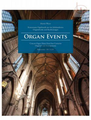 Organ Events