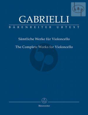 Complete Works Violoncello