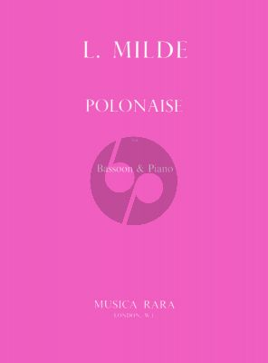 Polonaise Bassoon-Piano