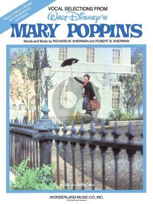Sherman Mary Poppins (Film Version) Piano-Vocal-Guitar (Disney)