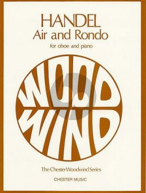 Air & Rondo Oboe and Piano