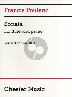 Poulenc Sonata (New Edition 1994 - Schmidt-Harper)