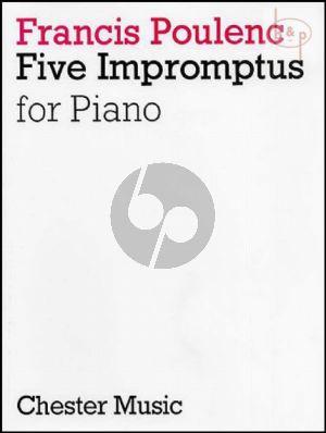 5 Impromptus