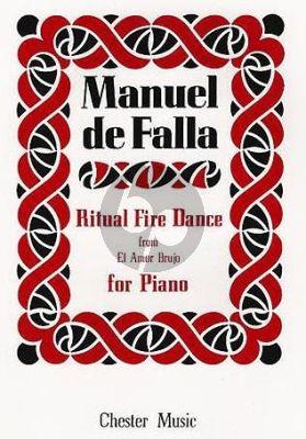 Ritual Fire Dance Piano solo