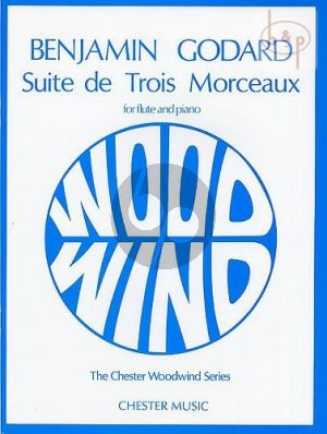 Suite de Trois Morceaux Op. 116 Flute and Piano