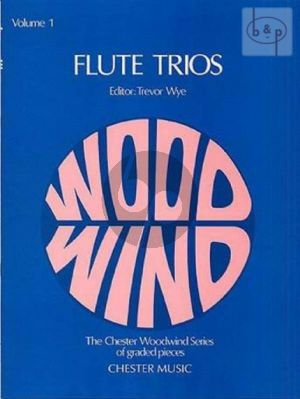 Flute Trios Vol.1