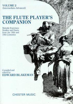 The Flute Player's Companion Vol. 2