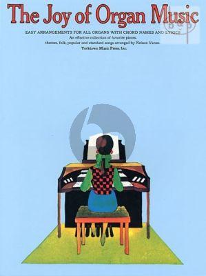 Joy of Organ Music Vol.1