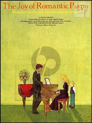 Joy of Romantic Piano Vol.2
