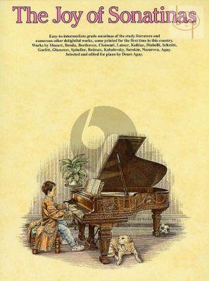 Joy of Sonatines Piano