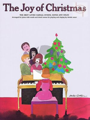 The Joy of Christmas Piano