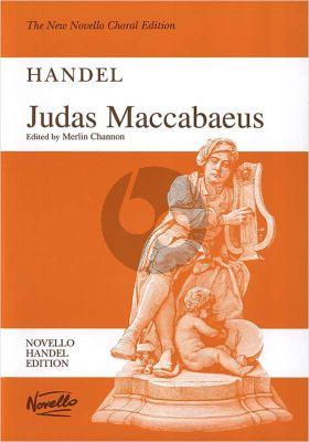 Judas Maccabeus HWV 63 (Soli-Choir-Orch.) Vocal Score