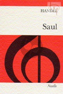 Saul HWV 53 Soli-Choir-Orchestra