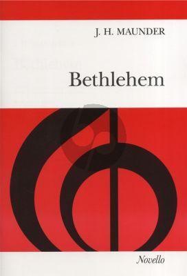 Bethlehem Soli-Mixed Choir-Organ