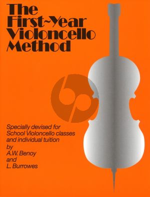 First Year Cello Method
