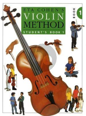 Cohen Violin Method Vol.1 (Student's Book)